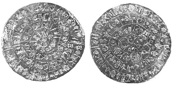Il disco di Phaistos