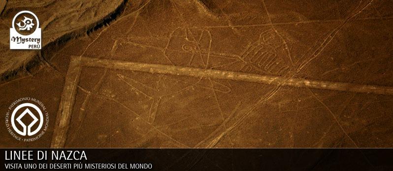 Le linee di Nazca – Studio