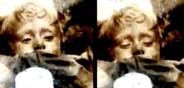 Rosalia Lombardo il mistero della mummia che apre gli occhi