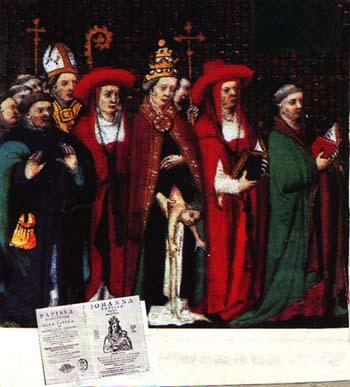 new-scrigno La Papessa Giovanna, la leggenda di una donna diventata Papa