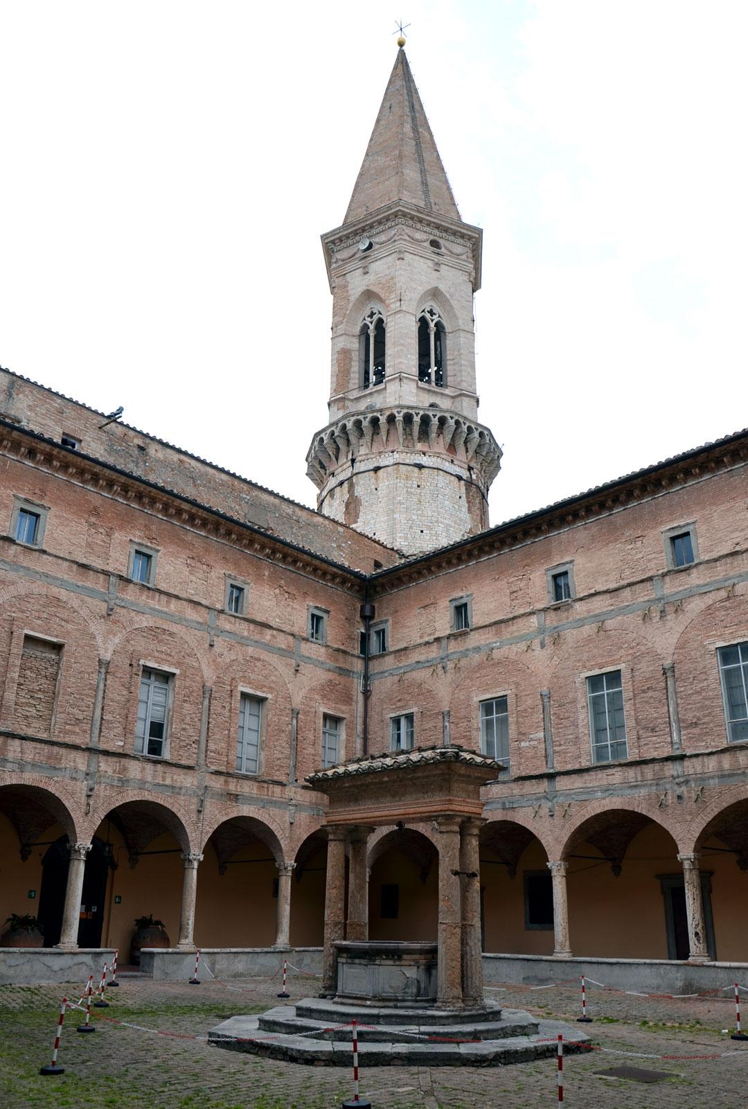 3-s.pietro Il quadro del diavolo a Perugia