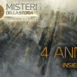 Tanti Auguri Misteri della Storia – Quattro anni insieme…