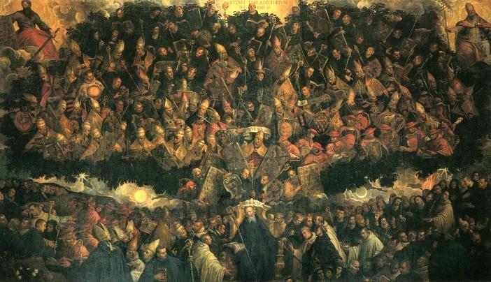 Il quadro del diavolo a Perugia